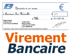 Cheque virement