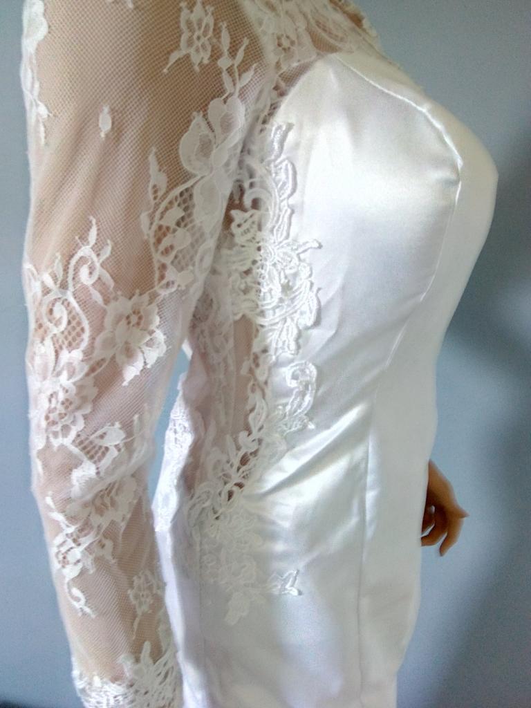 Confection robe sirène