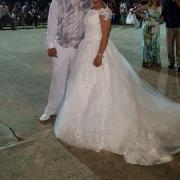 Robe créée pour la Guyane!