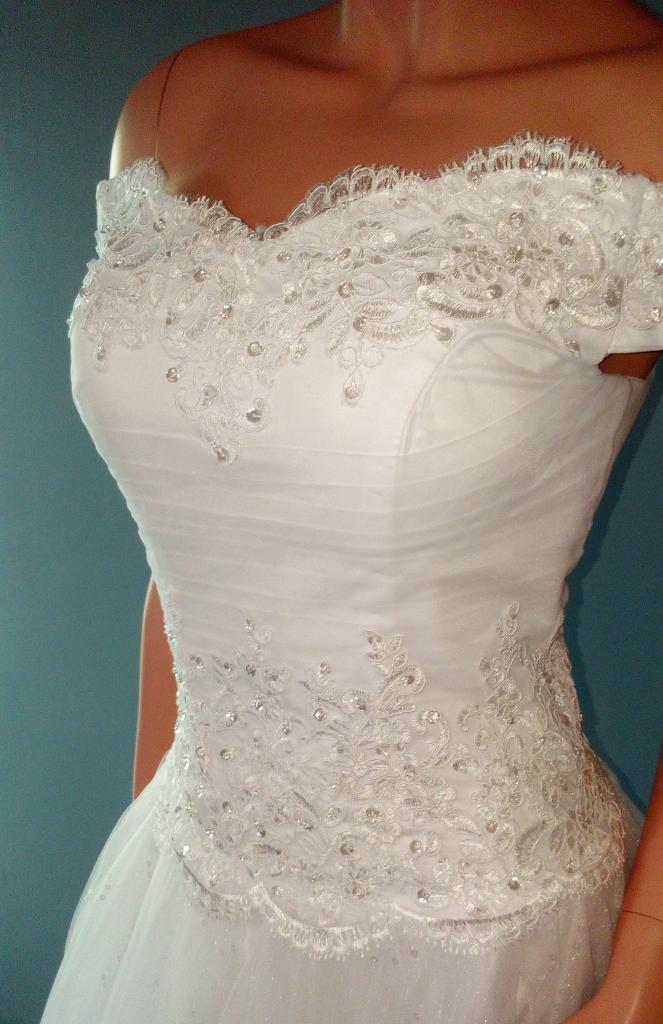 Création robe de bal