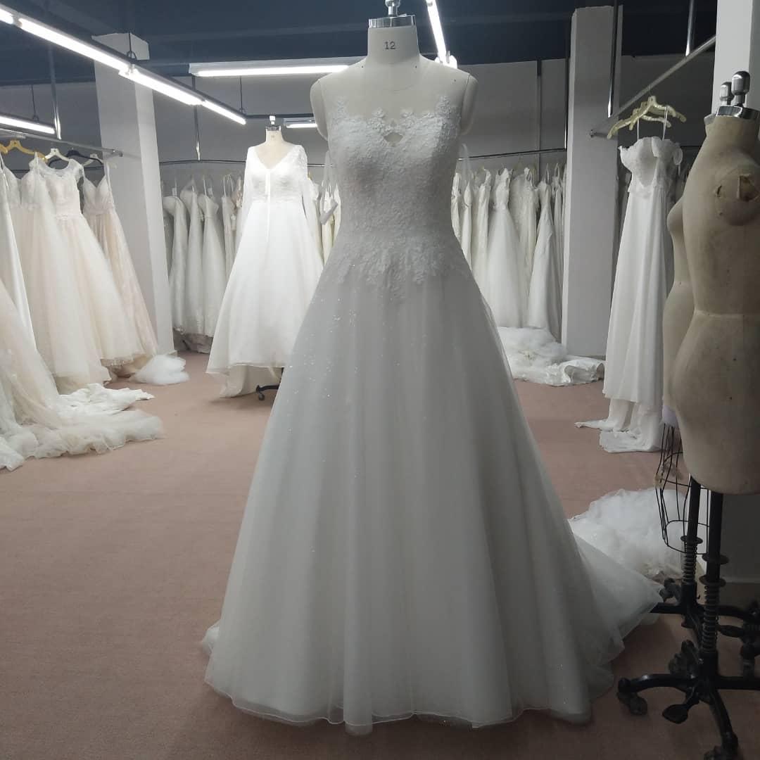 Robe de mariée sur devis