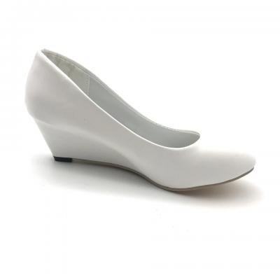 Chaussure compensée mariage