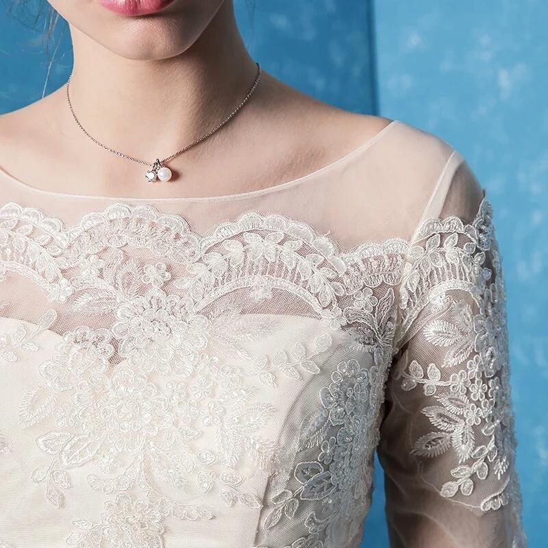 dentelle pour robe de mariée
