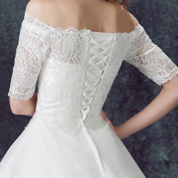 2015 hiver nouvelle dentelle de luxe plus size robes de mari eacute 3