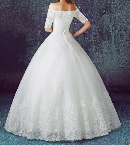 2015 hiver nouvelle dentelle de luxe plus size robes de mari eacute