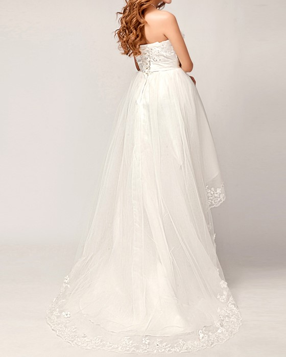 2015 la mode romantique sexy robes de mari eacute 1