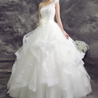 Robe de mariée nuptiale
