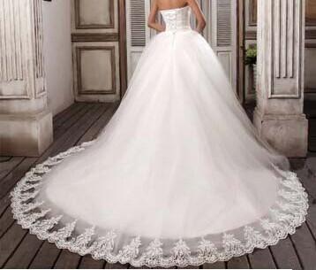 2015 mode romantique sexy vintage dentelle robes de mari eacute