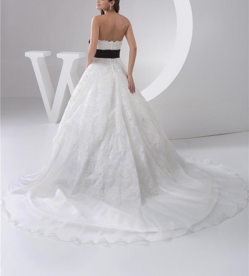 2016 blanc louisvuigon robe de noiva robe de mariage de mari eacute 1