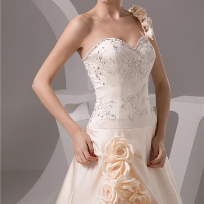 2016 champagne de luxe robe de noiva robe de mariage robe de mari eacute 1