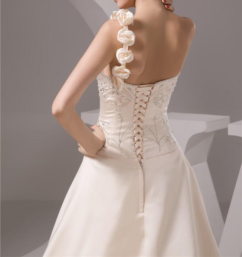 2016 champagne de luxe robe de noiva robe de mariage robe de mari eacute 2