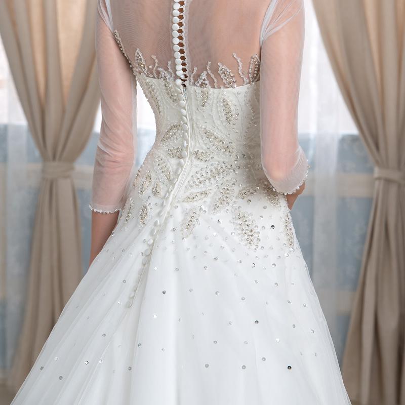 2016 de luxe robes de mari eacute 1