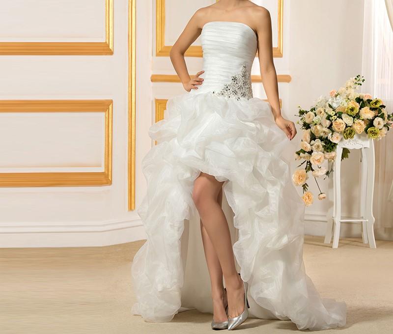 2016 nouveau fashoin plage robes de mari eacute