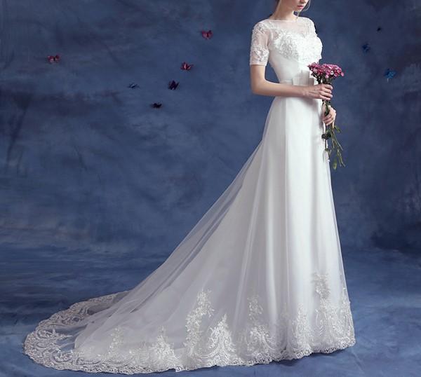 2016 sexy dos ouvert dentelle romantique robe de mariee sirene train robes femmes plus la taille
