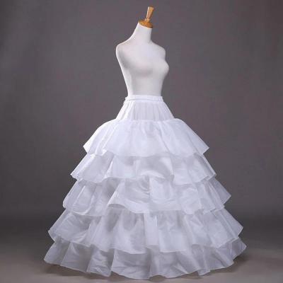 jupon robe de bal 4 cerceaux