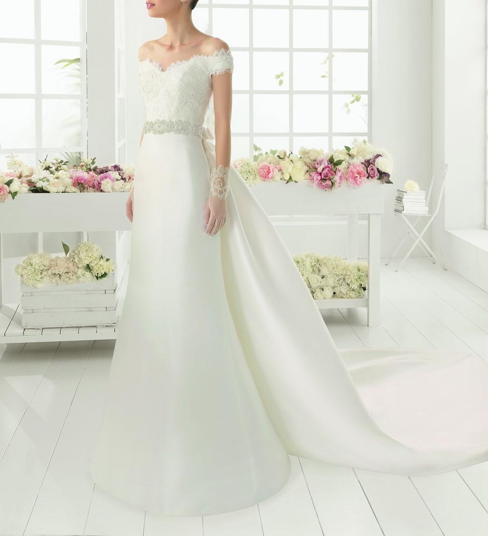 robe de mariée collection printemps 2017