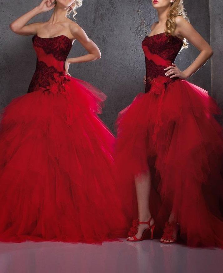 Aurye mariages mary rouge