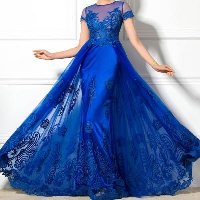 Robe du soir Glamour