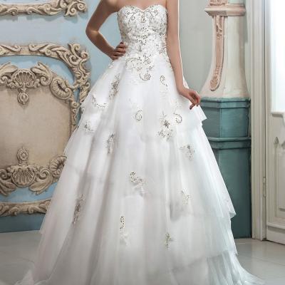Robe de mariée bustier Charme