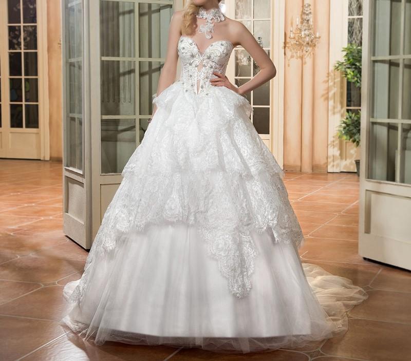 Dressv vintage ivoire bal robe de mari eacute