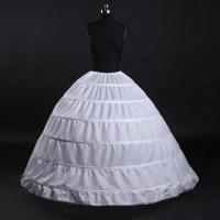 En stock 6 hoops jupons pour robe de mariee accessoires de mariage livraison gratuite crinoline pas
