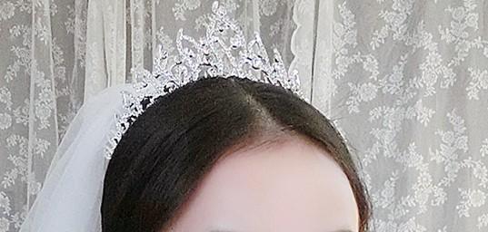 Femmes de mariage cheveux accessoires cheveux bijoux de mariage mari eacute