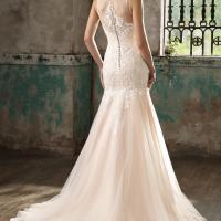 Robe mariage silhouette sirène