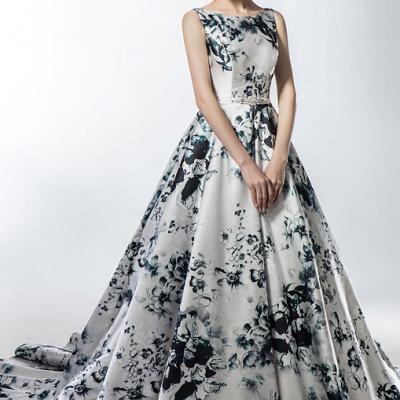 Robe de mariée Helen Fontaine 2018