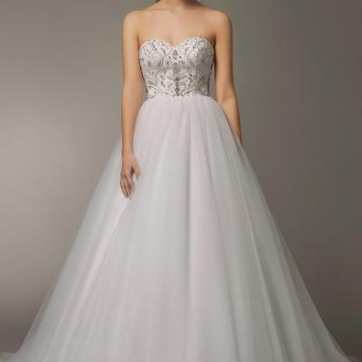 Robe de mariée Helen Fontaine
