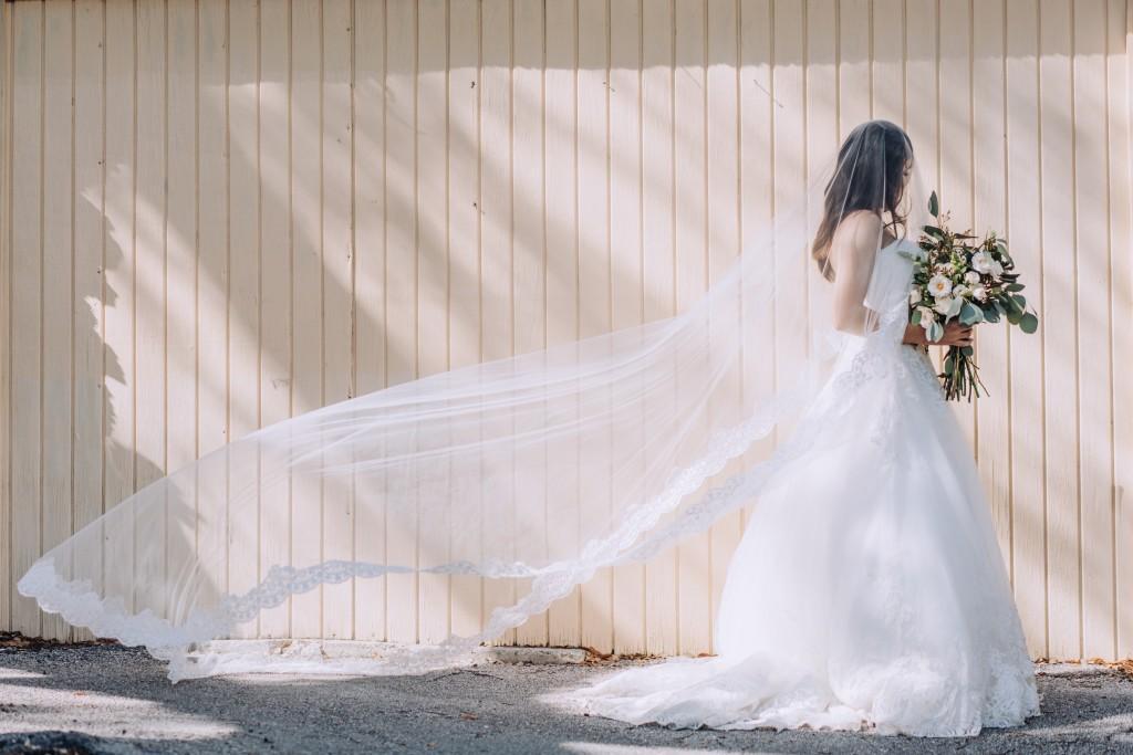 Histoire voile mariage