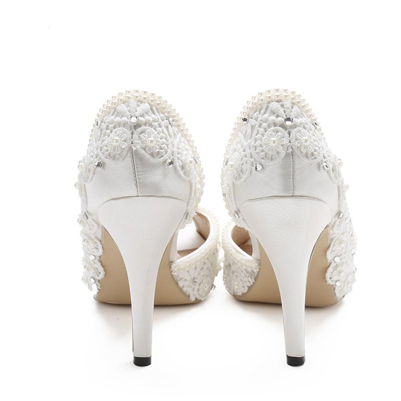 chaussure mariage talon haut