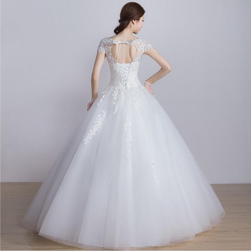 robe de bal pour mariage