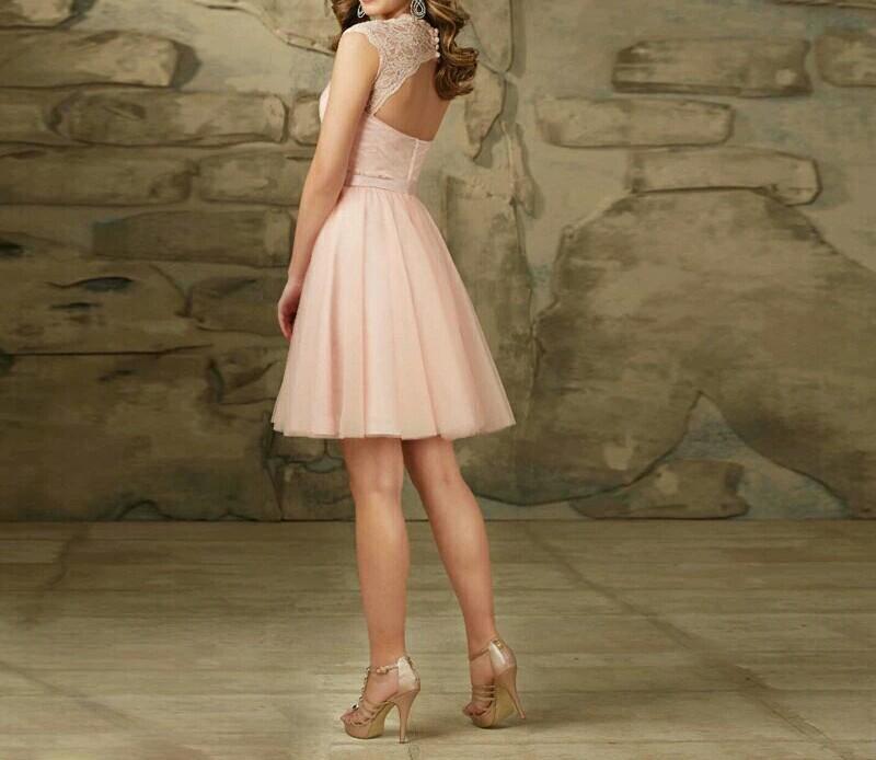 robe courte pour mariage