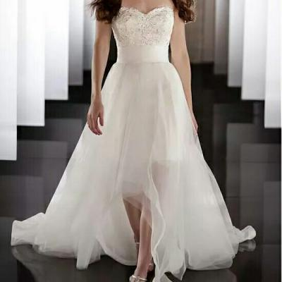 Robe de mariée collection Printemps/Été