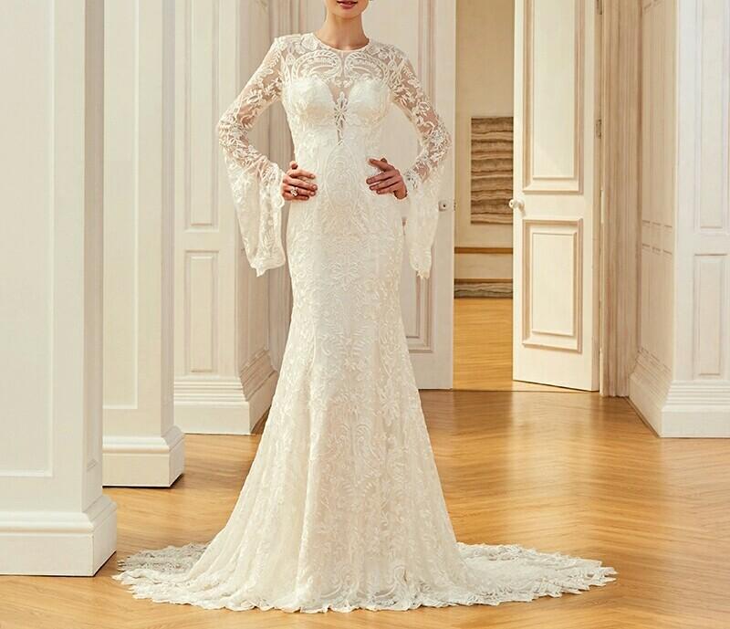 robe de mariée dentelle originale