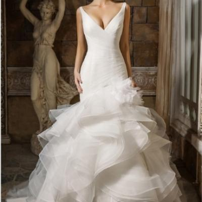 Robe de mariée réservé par une cliente