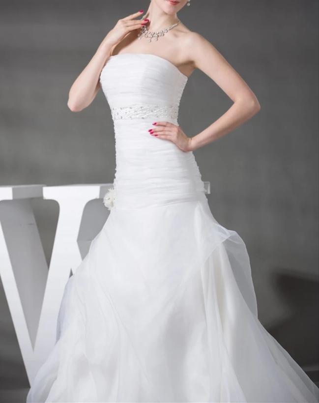 Robe de mariée petit budget blanche