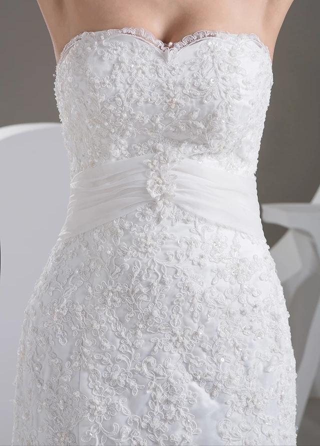 Bustier robe de mariée