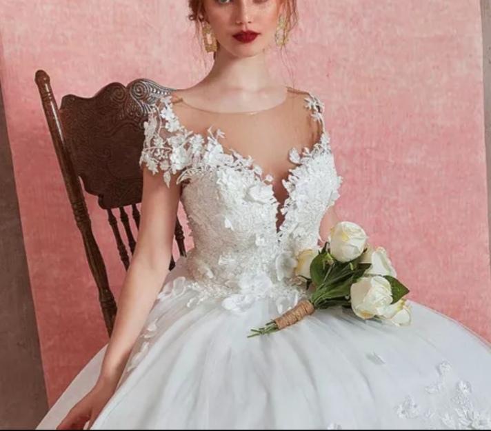 Robe de mariée Haute qualité