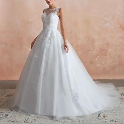 robe de mariée tulle sur mesure