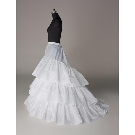 Novia enaguas jupon de mariage jupe slip accessoires chemise 3 trois hoops pour une ligne de jpg 640x640