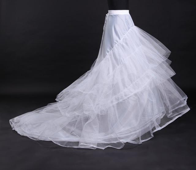 Novia enaguas jupon de mariage jupe slip accessoires de mariage chemise 2 deux hoops pour une jpg 640x640