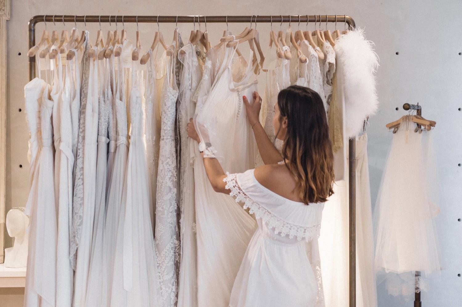 Quand chercher acheter robe mariage