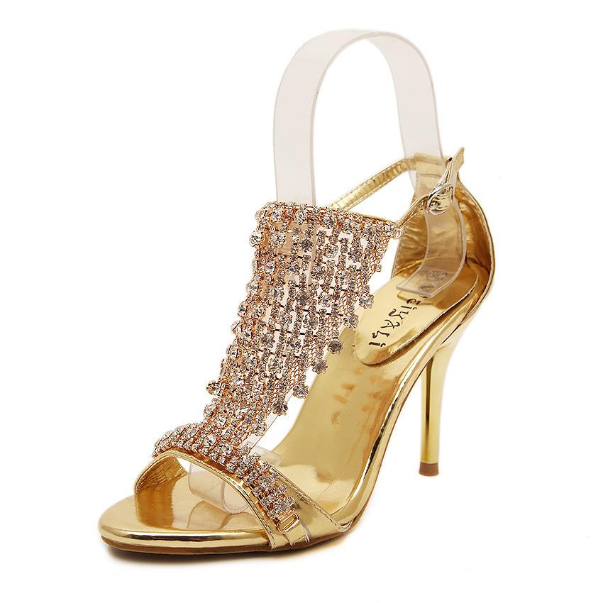 Sandales femmes chaussures de soir eacute 1