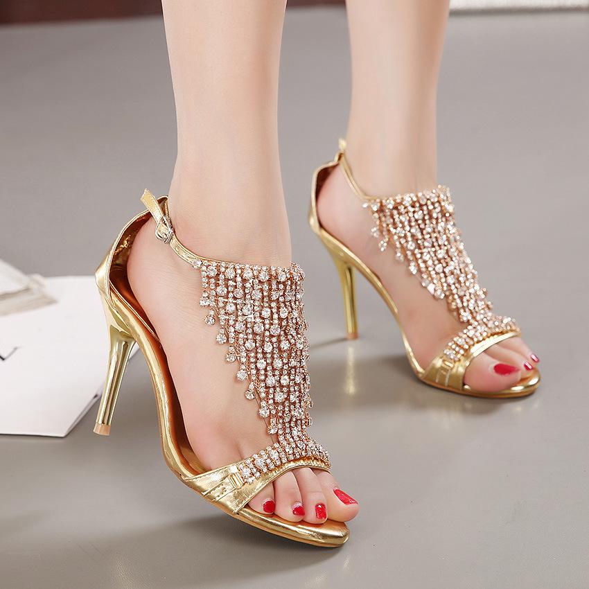 Sandales femmes chaussures de soir eacute