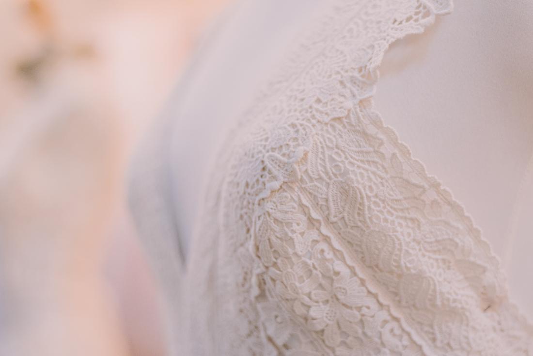 Tissu robe mariage