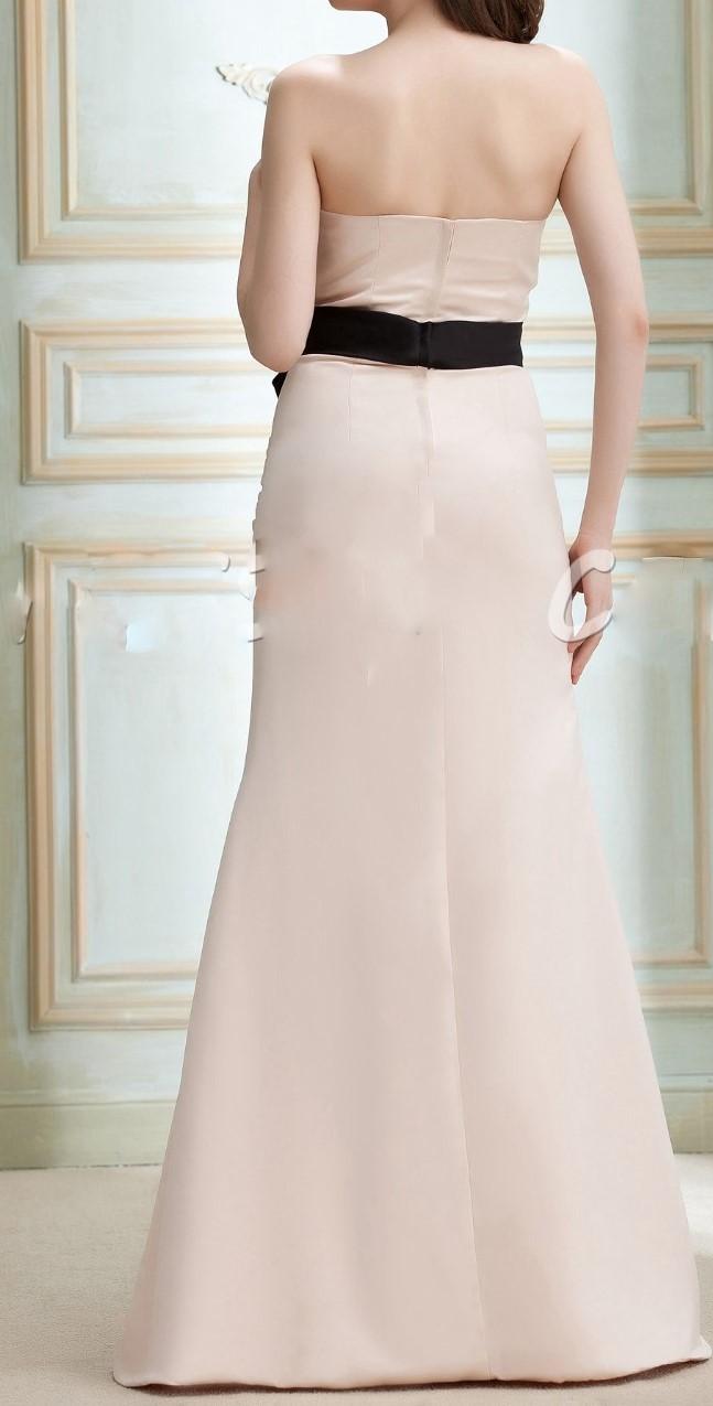 robe de demoiselle d 39 honneur nude. Black Bedroom Furniture Sets. Home Design Ideas