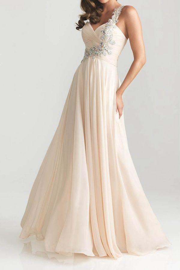 Vestidos de festa livraison gratuite robe de soiree une epaule applique mode longue arrivee de nouveaux